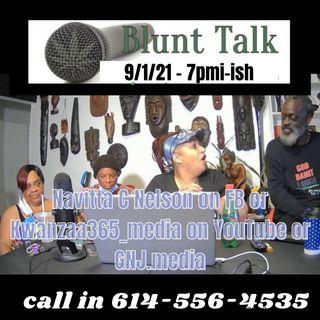 Blunt Talk 9121-5 rebroadcast