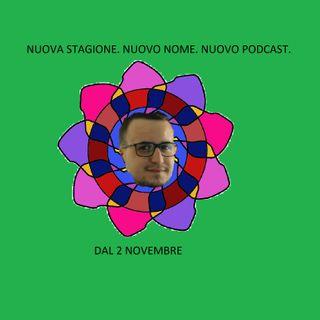 Chiudiamo. Dal 2 Novembre: Sbongo Podcast.