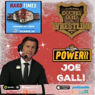 TMPT Feature Show: NWA's Joe Galli On Upcoming Hard Times PPV