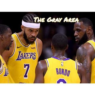 Chapter 43: Laker Pains