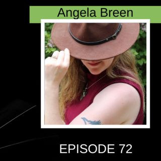 Serial Killers and Trafficking with Romantic Suspense Author Angela Breen