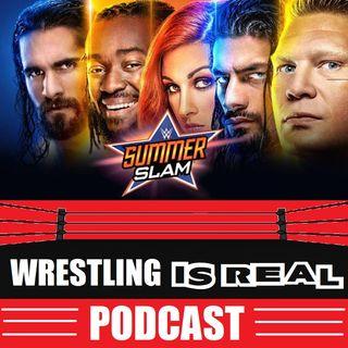 WWE Summerslam Summons Veteran Superstars to Sell out Toronto: KOP 08.01.19