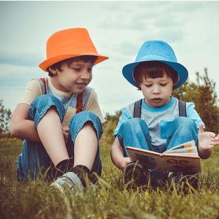 Gaia Nanni legge 3 libri per piccoli grandi lettori