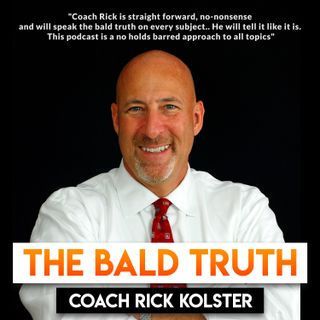 The BALD TRUTH #26 with Navy SEAL Rob Newson Building Championship DNA in your organization