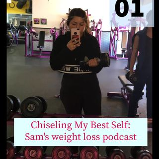 Ep. 1: weight loss + changing my social media update
