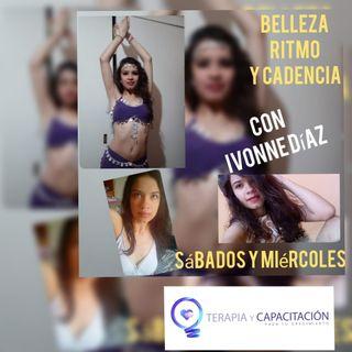 Belleza, Ritmo y Cadencia con Ivonne Díaz. 20 06