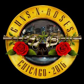 Podcast Episode #1 My Guns N Roses Experience!