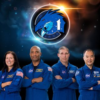 UFO Buster Radio News – 430: Crew-1 Go, Super Heavy Starship Booster, NASA Chief Stepping Down, and Bacterium Survived A Year in LEO