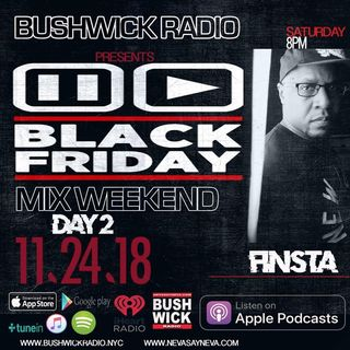 "Hip Hop, Beats & Thangs with Finsta & Rellik ""Black Friday Weekend Mix"" 11/24/18 DAY.2"