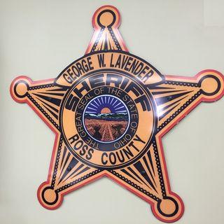 Sheriff George Lavender 9-25-17
