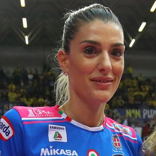 Coppa Italia Femminile Francesca Piccinini