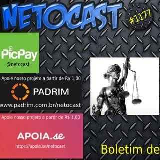 NETOCAST 1177 DE 09/08/2019 - BOLETIM DE DIREITO