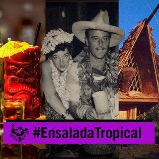 Hawai y la cultura tiki: en busca del paraíso perdido (ENSALADA TROPICAL - CARNE CRUDA #870)