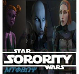 Star Wars Sorority meeting - Diversity