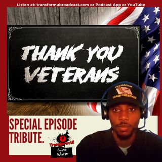 Veterans Day Episode Think Before Saying Thank You and Eating That Free Meal
