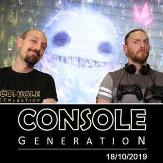 Concrete Genie - CG Live 18/10/2019