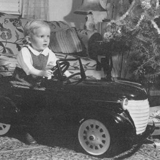 A Blalock-Thomas-Taussig-Cooley Miracle - Boy Wonder Mike Edenburn!