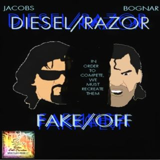Episode Thirty Seven - Fake Razor and Fake Diesel