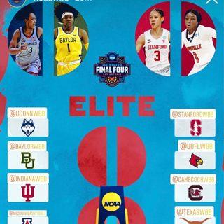 NcaaW Elite 8 Predictions