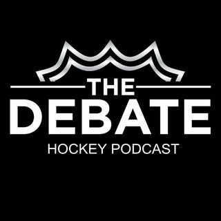 THE DEBATE - Hockey Podcast - Episode 109 - Rangers are Lucky Losers, and Stanley Cup Playoff Predictions