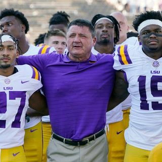 028 LSU Gets Revenge In Starkville. Defense Continues To Get Better.