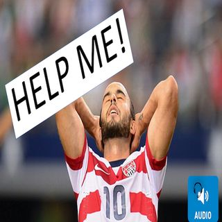 LANDON DONOVAN INCITES THE MOB TO HELP HIM