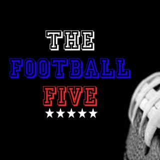 The Football Five # 3:  NFL Week 3 Preview