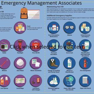 The EMA Preparedness Radio Show