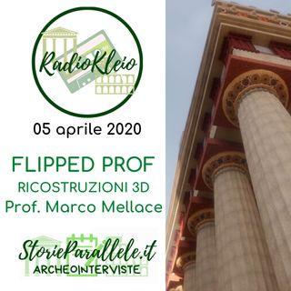 ArcheoIntervista: Flipped Prof - Prof. Marco Mellace
