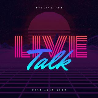 Life/Death Live Talk with Alex Exum