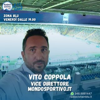 Intervista a Vito Coppola, vice direttore di Mondosportivo.it