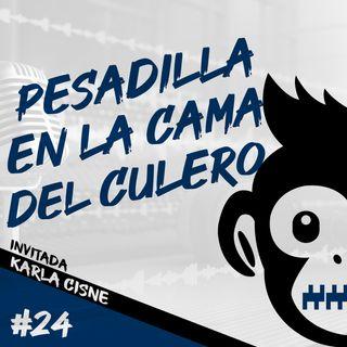 Episodio 24 - Pesadilla En La Cama Del Culero
