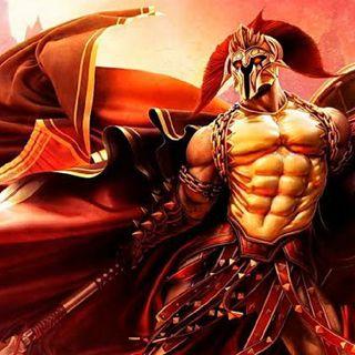 #Episódio4 - Mitologia Grega: Ares