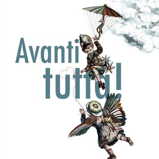 "Guia Risari ""Avanti tutta!"""