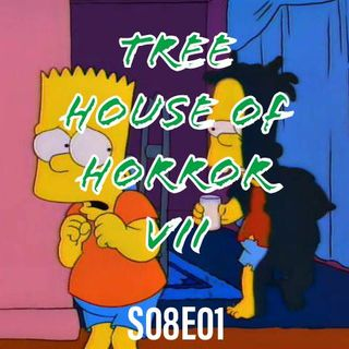119) S08E01 (Treehouse of Horror VII) UP LATE WITH ROB ANDY DOUG DAN AND NATHAN