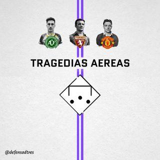 TRAGEDIAS AÉREAS - Defensa de Tres 09x01