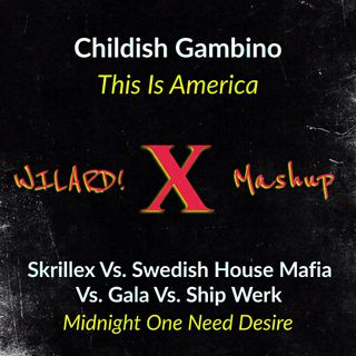 This Is America vs. Midnight One Need Desire (WILARD! Mashup) [extended]