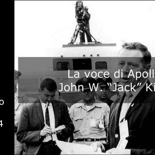 """Le storie di Nonno Apollo 64 – La voce di Apollo, John W. """"Jack"""" King"""