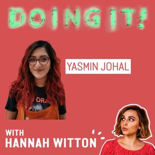 Finding Out You're Pregnant at 5 Months and Mental Health with Yasmin Johal