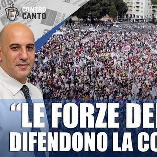 """""""Le forze dell'ordine difendono la Costituzione""""- Il Controcanto - Rassegna stampa 27 Settembre 2021-"""
