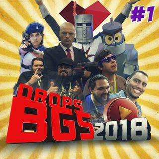 1UP Drops #41 - BGS 2018 Daily Cast 1