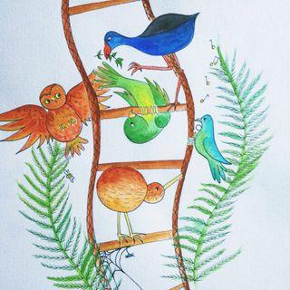Five Little Birds - Loopy Tunes
