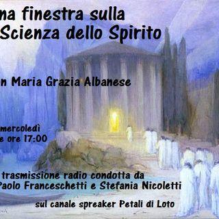 """Una finestra sulla Scienza dello Spirito - """"La Legge dell'Ottava"""" - 8^ puntata (14/04/2021)"""