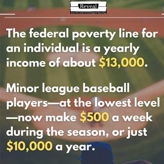 Minor League Baseball Players Exploited By MLB and Investors