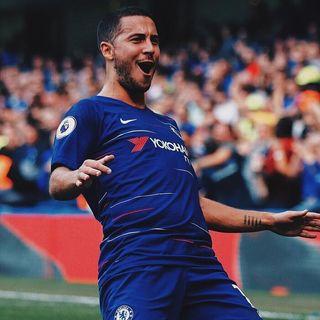 Eden Hazard 2.0 en Londres con Sarri