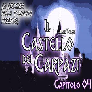 Audiolibro Il Castello dei Carpazi - Jules Verne - Capitolo 04