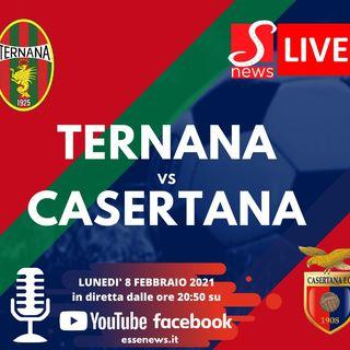 Diretta Lega PRO ::: Ternana - Casertana 5 - 1 :::: Serie C girone C