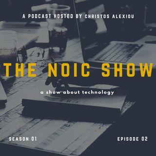 The NOIC Show - S01E02 - Υπολογιστικά σμήνη και το μέλλον της ψηφιακής ασφάλειας