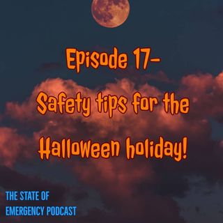 Safety tips for the Halloween holiday!