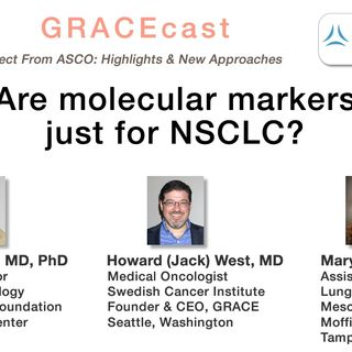 Are molecular markers just for NSCLC?
